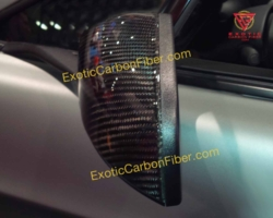 Aston Martin Vantage Carbon Fiber Mirror Housing