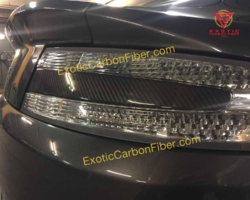Aston Martin Carbon Fiber Rear Taillight Trim