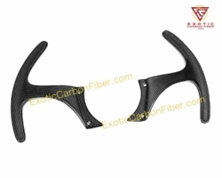Ferrari Carbon Fiber Extended Paddle Shifters