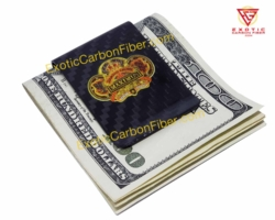 Maximus Carbon Fiber Money Clip